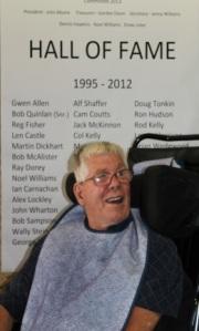 Bob McAllister Hall of Fame