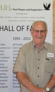 Frank Morgan Hall of Fame
