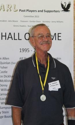 Ian Carnachan Hall of Fame
