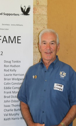 John Lister Hall of Fame