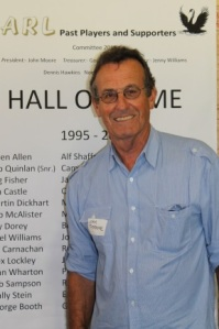 John Osborne Hall of Fame