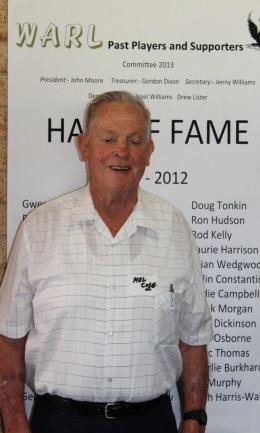 Mal Cole Hall of Fame