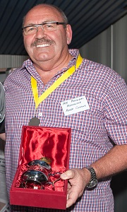 Peter Cummins Hall of Fame 2014