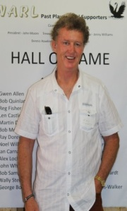 Ray Dorey Hall of Fame