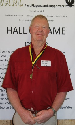 Reg Fisher Hall of Fame