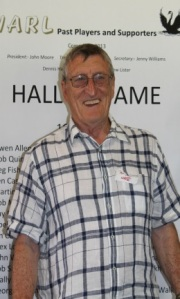 Ross White Hall of Fame