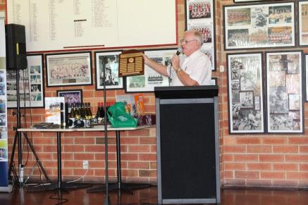 John Moore WARL Past Players President