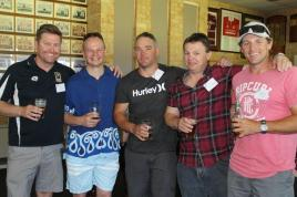 WARL Past Players Re-Union 2016