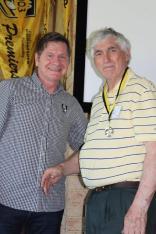 Terry Coman (Applecross) 1967 Brice Trophy winner with John Sackson NRLWA