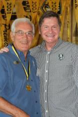 John Lister (Applecross) 1958, 1963 Brice Trophy winner with John Sackson NRLWA