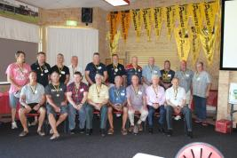 1950 - 2016 WARL Most Outstanding Players (Present)