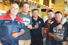 2016 WARL Past Players Re-union