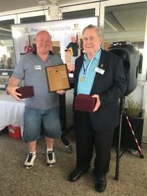 JSteve Mills & Joe Gush - 2018 NRLWA Hall of Fame Inductees